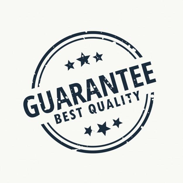 Calidad garantizada